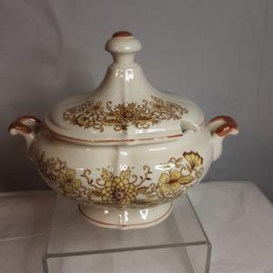 Vintage made in Japan soup tureen